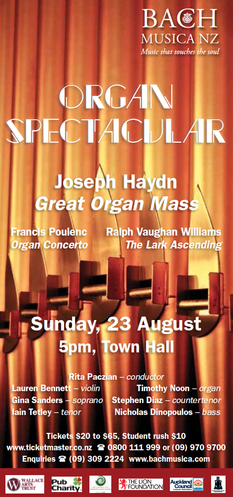 Organ Spectacluar
