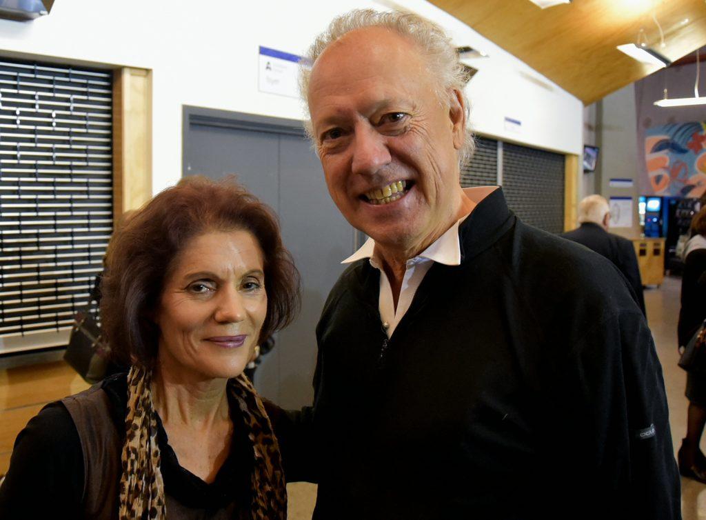 Gina and Uwe